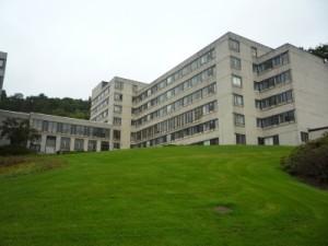 Andrew Steward hall on opiskelijoiden asuntola.