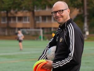 Mikko Siren edustusjoukkueen tuleva valmentaja
